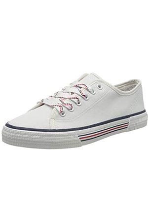 TOM TAILOR Damen 8095305 Sneaker, (White 00002)