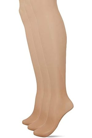 Pretty Polly Damen Naturals 8d Sandal Toe Tights Strumpfhose, 7