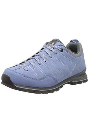 Jack Wolfskin Damen Scrambler Low W Trekking- & Wanderhalbschuhe, (Light Blue/Grey 1592)