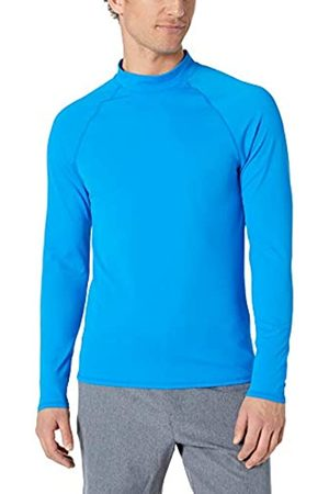Amazon Herren-Rashguard, Blue