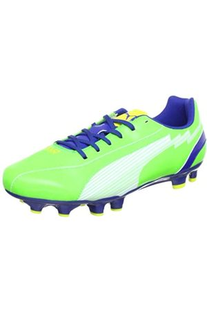 Puma EvoSPEED 5 FG 102586, Herren Fußballschuhe, (jasmine green-monaco blue 06)