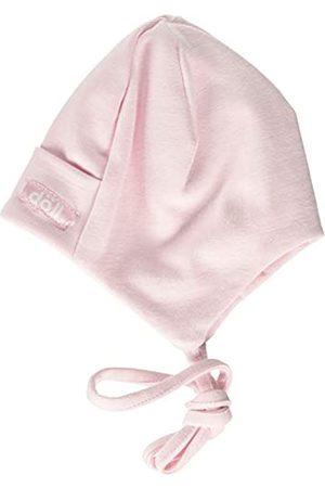 Döll Baby-Mädchen Bindemütze Jersey Mütze