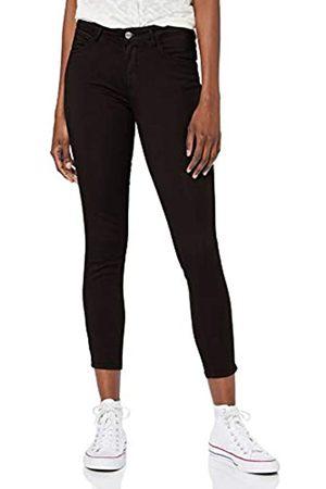 Wrangler Damen Skinny Crop Straight Leg Hose