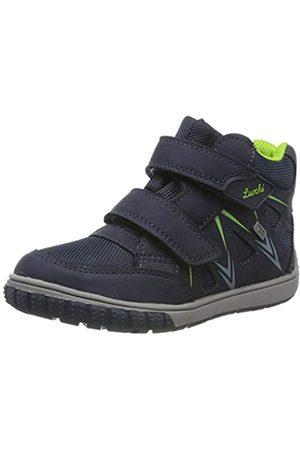 Lurchi Baby Jungen Jorge-TEX Sneaker, (Navy Gras 22)