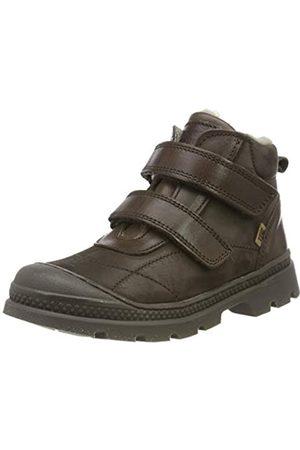 Bisgaard Jungen Elias Combat Boots, (Brown 303)