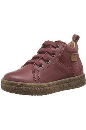 Naturino Mädchen Alder Zip Hohe Sneaker, (Bruciato 0d03)