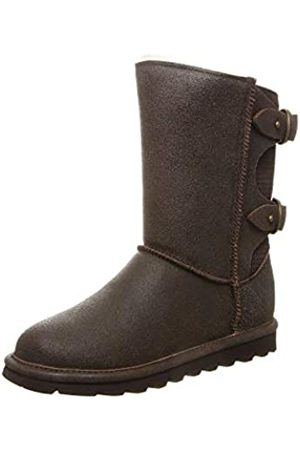 Bearpaw Damen Clara Schlupfstiefel, (Chestnut Distressed 221)