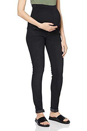 Noppies Damen OTB Skinny Avi Everyday Black Jeans, Black-P415
