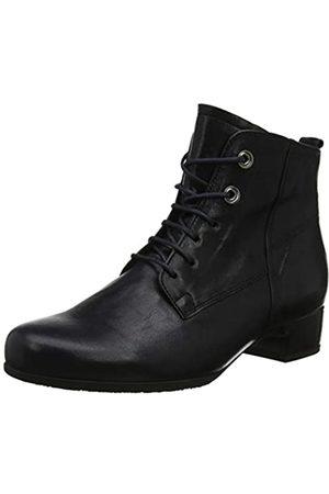 Gabor Shoes Damen Comfort Basic Stiefeletten, (Ocean (Micro) 16)