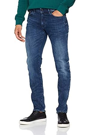 HUGO BOSS Herren Straight Jeans Charleston BC