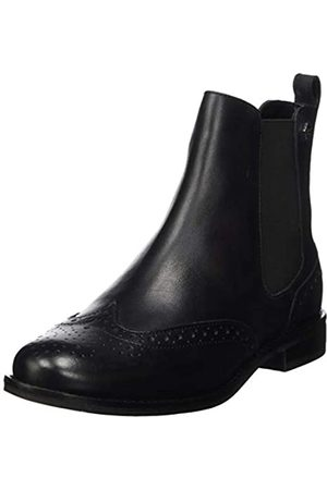 Superdry Damen Millie Brogue Chelsea Boot Stiefeletten, (Black 02a)