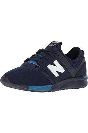 New Balance Unisex-Kinder Balance Sneaker, (Navy Kl247c2g)
