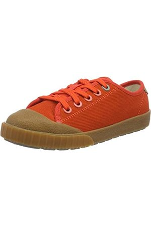 Clarks Jungen Cyrus Track K Sneaker, ( Suede)