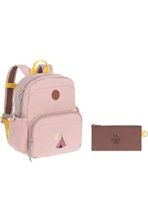 LÄSSIG Kinderrucksack mit Brustgurt Kindergartentasche Kindergartenrucksack / Medium Backpack, Adventure Tipi, 30 cm