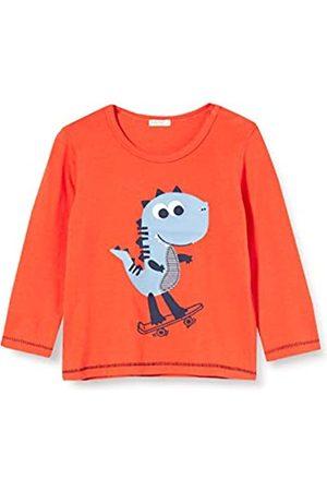 Benetton Baby-Jungen T-Shirt M/l Langarmshirt