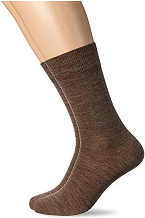 Hudson Herren Socken Schurwolle, 024795 Only, 2er Pack