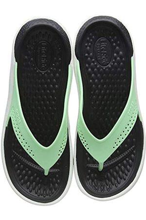 Crocs Unisex-Erwachsene Literide Flip Zehentrenner, (Neo Mint/Almost White 3tp)