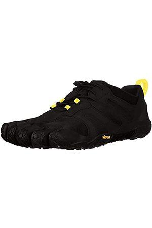Vibram Five Fingers Vibram FiveFingers 19M7601 V-Trail 2.0, Traillaufschuhe Herren, (Black/Yellow)