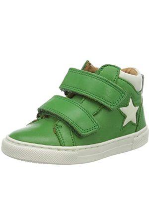 Bisgaard Unisex-Kinder Jacob Hohe Sneaker, (Green 2002)