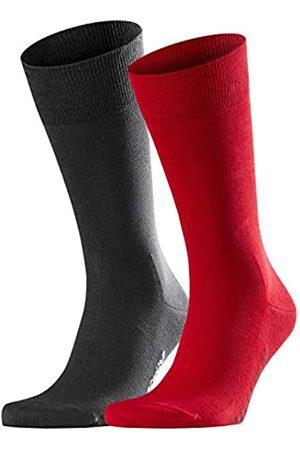 Falke Herren Socken Cool 24/7 2-Pack - 80% Baumwolle, 2 Paar
