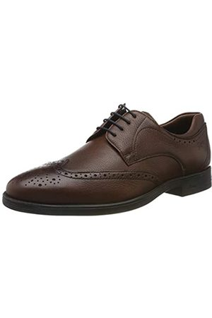 Sioux Herren Forkan-XL Brogues, (Cafe 003)