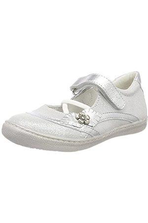 Primigi Mädchen PTF 14326 Sneaker, (Argento/Argento 11)
