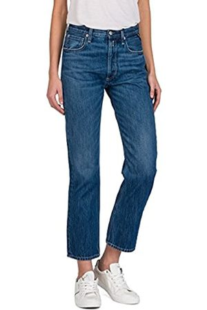 Replay Damen Alexys Straight Jeans