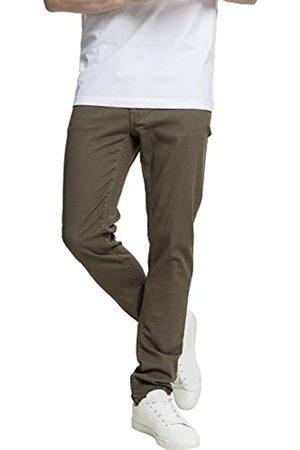 Urban classics Herren Basic Stretch Twill 5 Pocket Slim Jeans