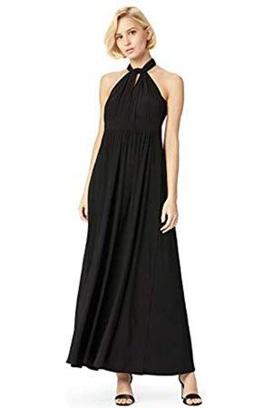 TRUTH & FABLE Amazon-Marke: Damen Maxi A-Linien-Kleid, 38