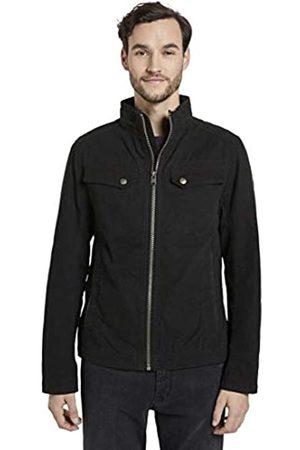 TOM TAILOR Herren Jacken & Jackets Moderne Canvas-Jacke