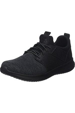 Skechers Men 65474 Trainers, Black (Black)