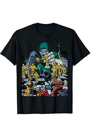 Marvel Doctor Doom Doomwar #3 Comic Cover T-Shirt