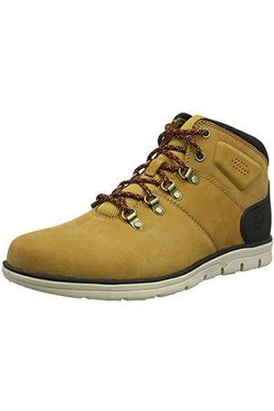 Timberland Herren Bradstreet Hiker Chukka Boots, (Wheat Nubuck)