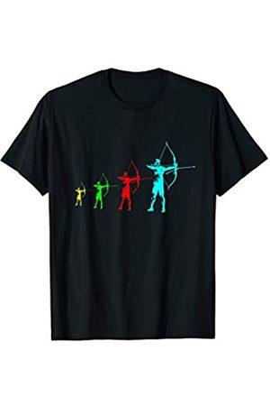 Schöne Bogenschützen Shirts Schönes Bogenschießen T-Shirt Bogensport Bogenjagd