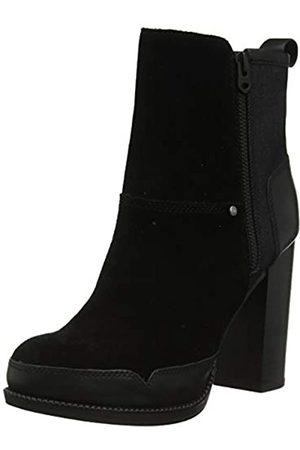 G-Star Damen Labour Zip Hohe Stiefel, (Black B035-990)