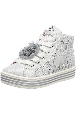 Primigi Baby Mädchen PSA 34339 Sneaker, (Argento/Argento 3433900)