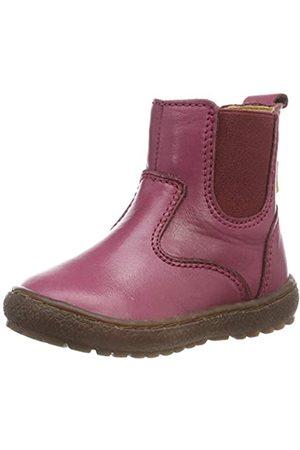 Bisgaard Mädchen Ebba Chelsea Boots, Pink (Pink 4002)
