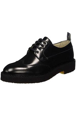 Marc O' Polo Damen Lace Up Shoe 70814263401112 Brogues, (Black)