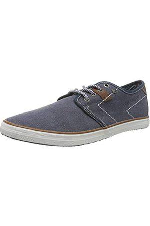 TOM TAILOR Herren 8081503 Sneaker, (Navy 00003)
