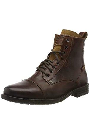 Levi's Levis Footwear and Accessories Herren Emerson Biker Boots, (Medium Brown)