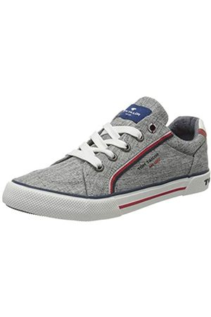 TOM TAILOR Jungen 8072901 Sneaker, (Grey 00011)