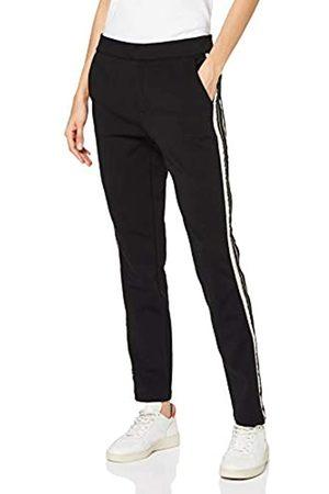Scotch&Soda Maison Damen Tailored Sweat Pants with Sporty Details Hose