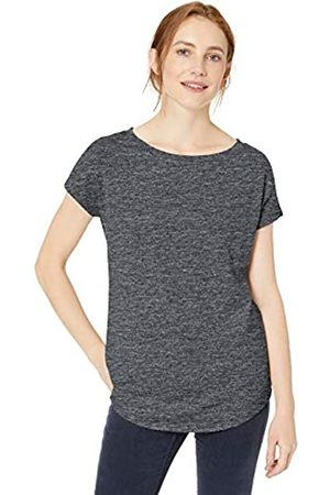 Daily Ritual Amazon-Marke: , bequemes Damen Langarm-Strickshirt mit Dolman-Ärmeln und U-Boot-Ausschnitt