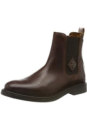 GANT Footwear Damen Ashley Chelsea Boots, (Sienna Brown G408)