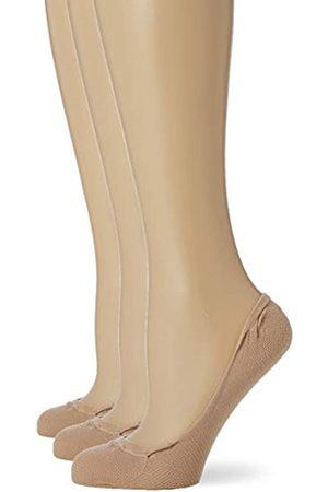 Pretty Polly Damen Socken & Strümpfe - Damen Mesh Cotton Footsie 1pp Füßlinge, 30