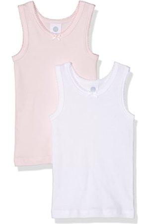 Sanetta Mädchen 333369 Unterhemd