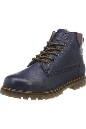 Bisgaard Unisex-Kinder 60328218 Combat Boots, (604 Blue)