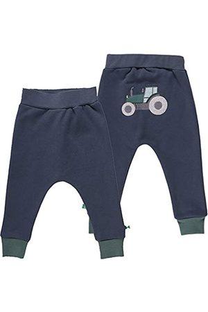 Green Cotton Baby-Jungen Farming Sweat Pants Hose