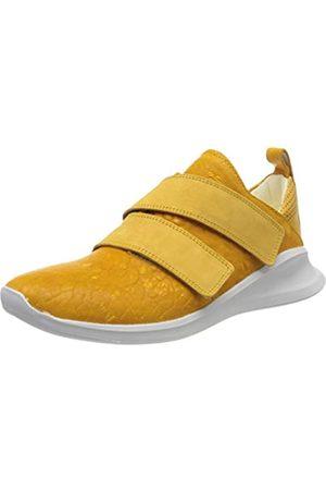 Think! Damen 686082_WAIV Sneaker, (Safran/Kombi 67)