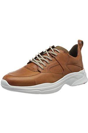 Lloyd Herren ALDREN Sneaker, (Whisky 3)